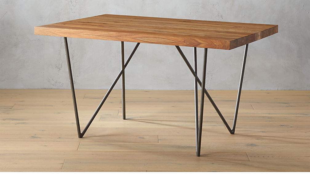 Dylan 36x53 Small Wood Dining Table Reviews