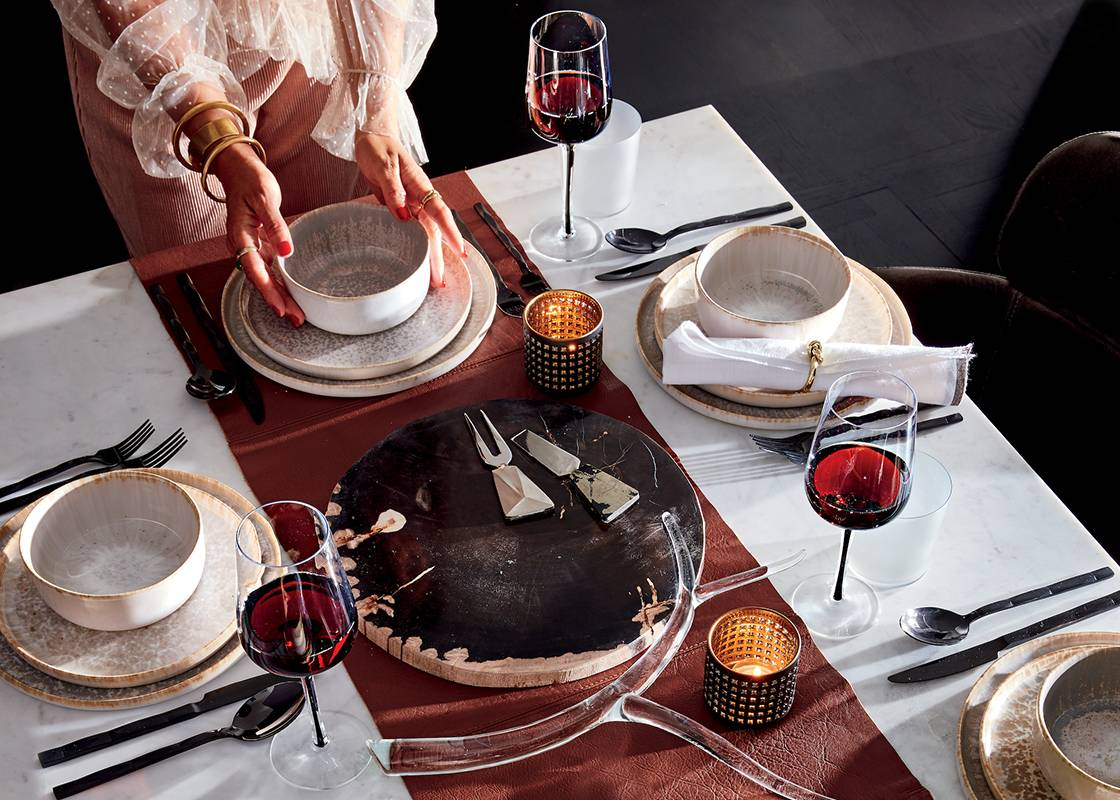 Easy entertaining ideas for the holidays and beyond | CB2 Style Files