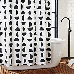 Unique Modern Shower Curtains