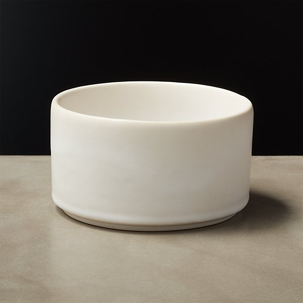 Ecru Natural Soup Bowl - Image 1 of 8