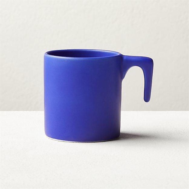 Eddie Blue Espresso Cup - Image 1 of 4