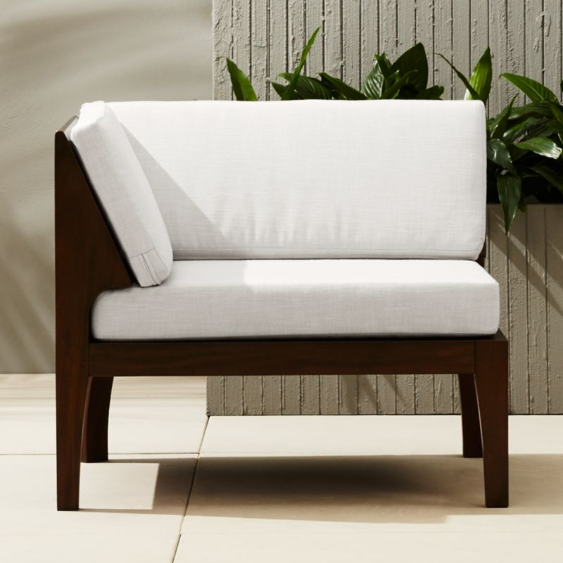 Superieur Elba Corner Chair