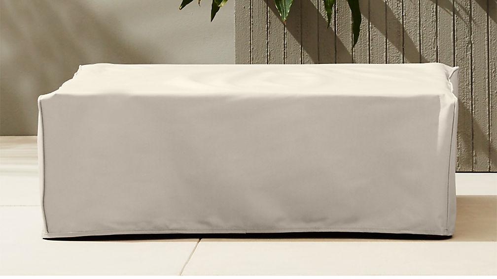 Elba Waterproof Ottoman-Coffee Table Cover - Image 1 of 1