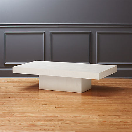 Remarkable Element Ivory Rectangular Coffee Table Caraccident5 Cool Chair Designs And Ideas Caraccident5Info