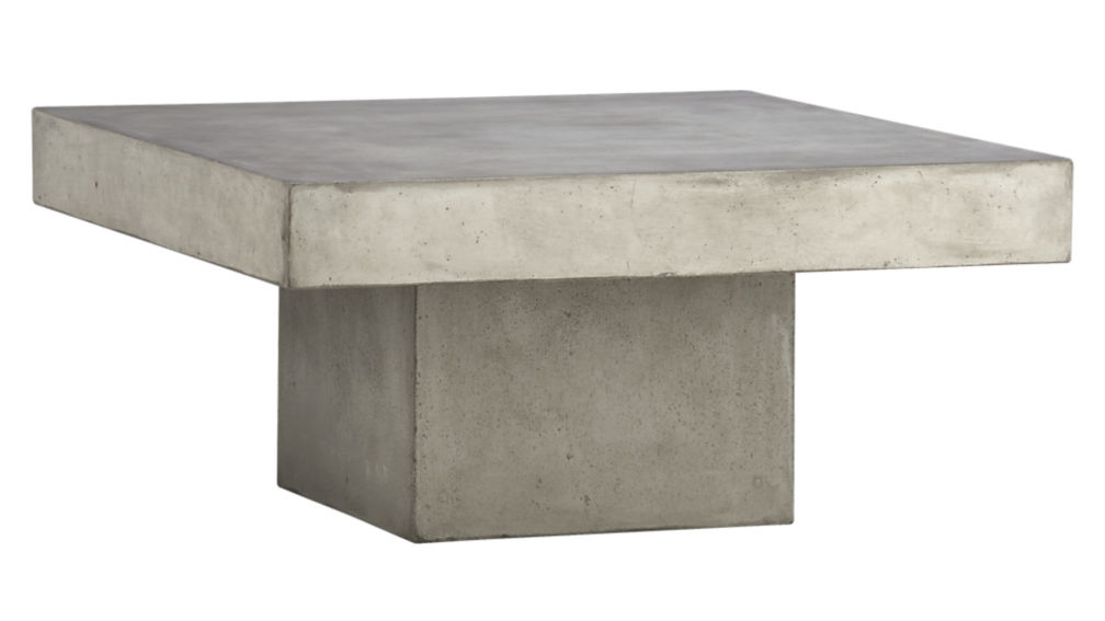 Element cement top coffee table reviews cb2 watchthetrailerfo