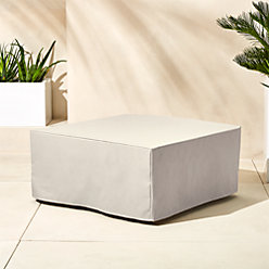 Element Cement Top Coffee Table Reviews Cb2