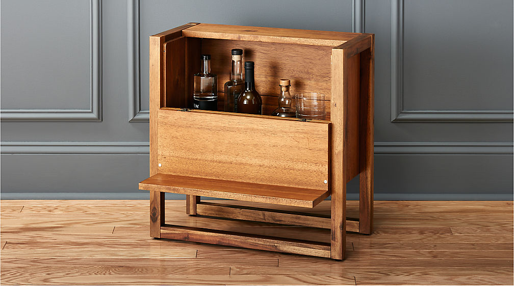 Elixir Mini Bar Table Reviews Cb2