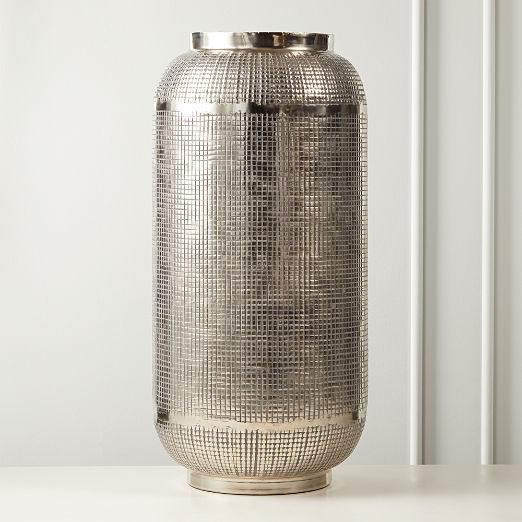 Enzo Etched Vase