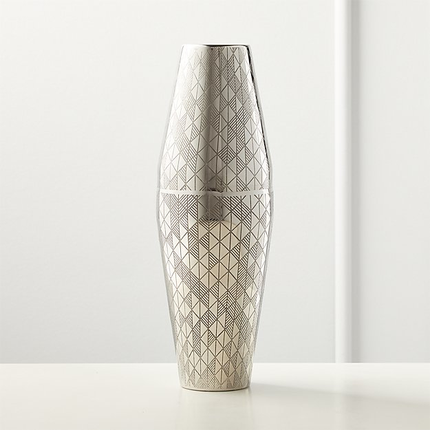 Ether Etched Boston Cocktail Shaker - Image 1 of 3