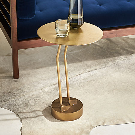 Br Bird Side Table Reviews Cb2