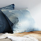 """23"""" Cloud Distressed Pillow - SOLD OUT"""
