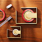 Solid Brass Studio Tape Dispensers