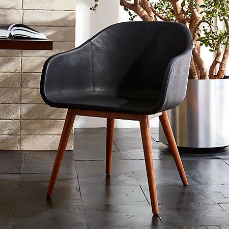 Venice Studio Black Task Chair
