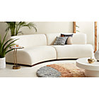 View product image Moon 2-Piece Pearl Sofa - image 1 of 10
