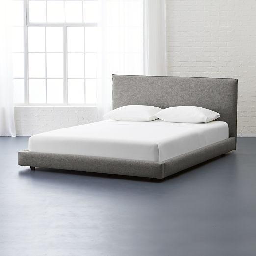 Façade Grey Bed