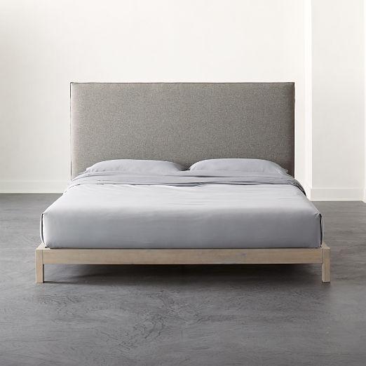 Wood Bedroom Furniture   CB2