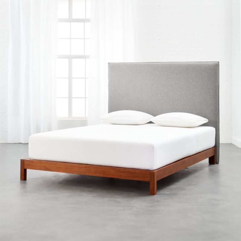 Wood Beds | CB2