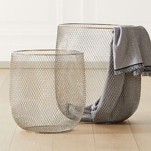 Fence Mesh Baskets
