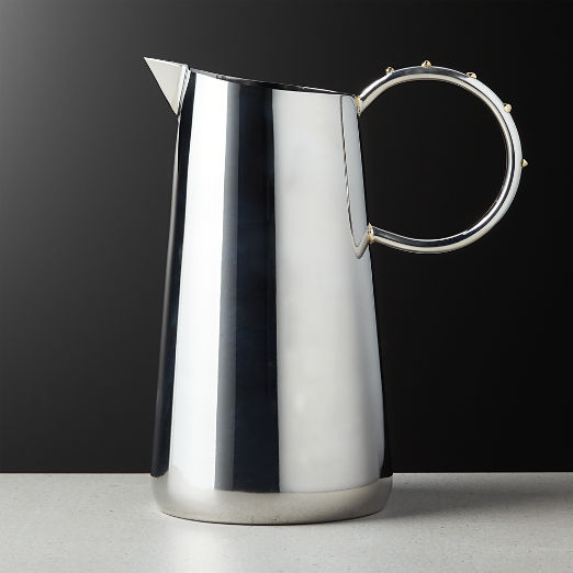 Filly Stainless Steel Pitcher