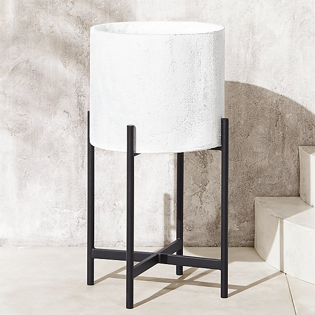 Fiore Planter with Stand - Image 1 of 7