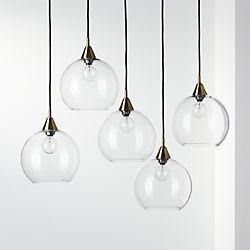Chandelier pendant lighting Mini Firefly Bulb Brass Pendant Light Cb2 Modern Chandeliers And Pendant Lighting Cb2