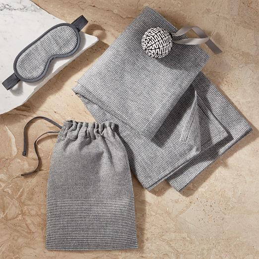Flannel Travel Set