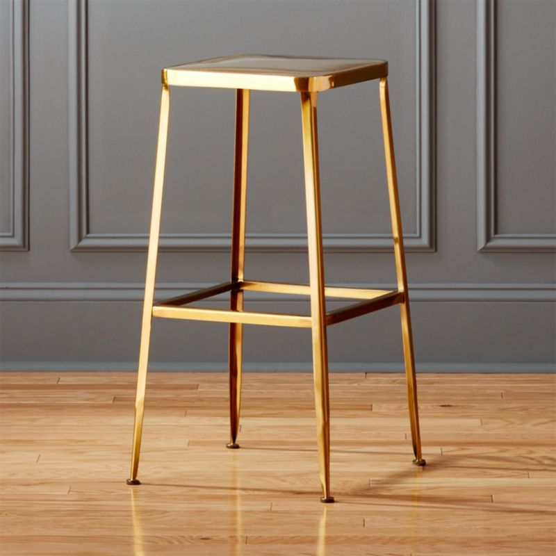 Gold Furniture Cb2