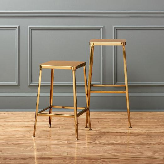 Phenomenal Modern Bar Stools And Counter Stools Cb2 Creativecarmelina Interior Chair Design Creativecarmelinacom