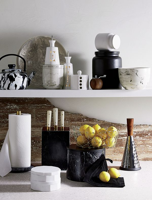 Modern floating shelf ideas | CB2 Style Files