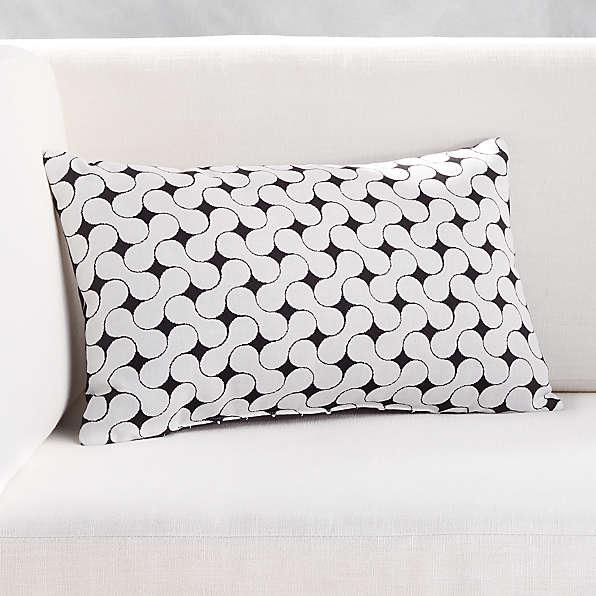 Lumbar Pillows Cb2
