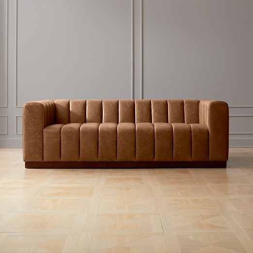 Modern Leather Furniture Cb2