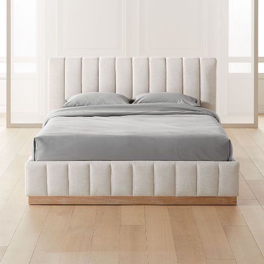 Modern Bedroom Furniture: Unique Beds + Dressers + Nightstands | CB2