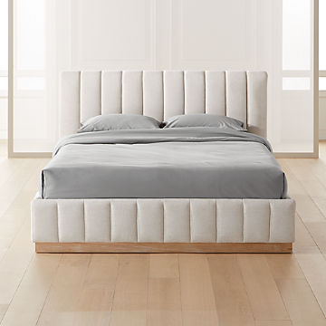 Modern Beds, Bed Frames And Headboards | CB2