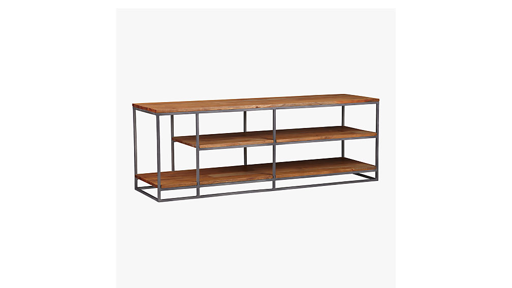 Framework Open Shelf Credenza + Reviews | CB2