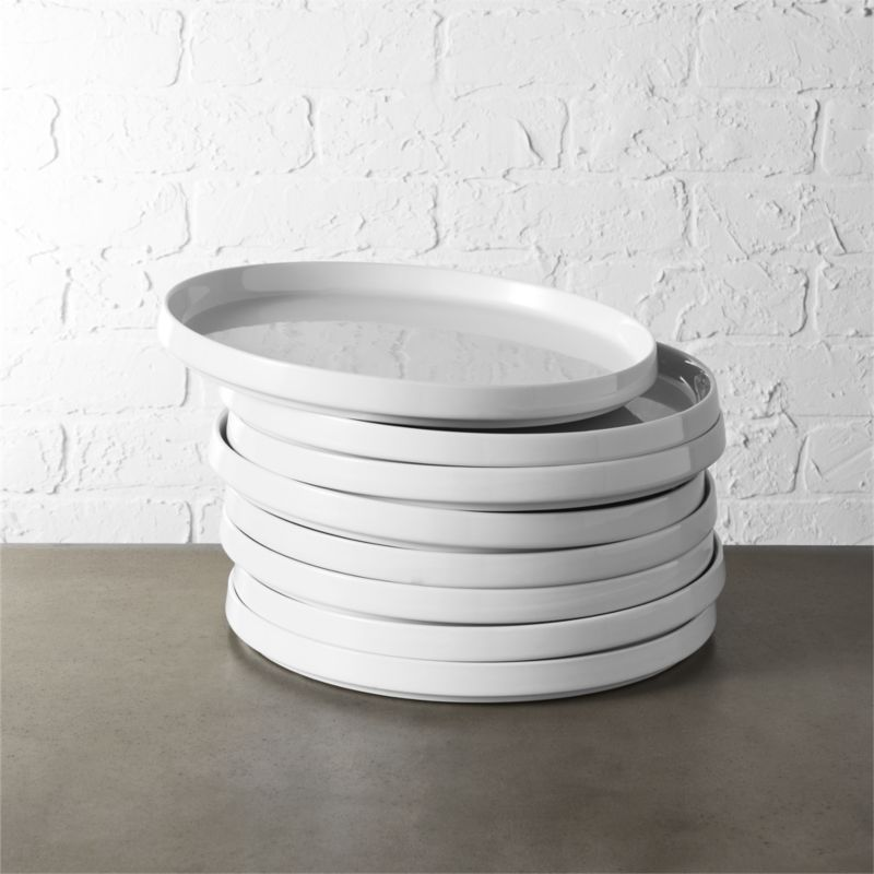 Frank Bauhaus Dinner Plate Set Reviews Cb2