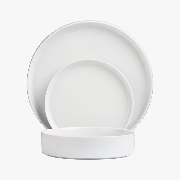 sc 1 st  CB2 & Frank Bauhaus Dinner Plate Set + Reviews | CB2