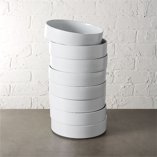 Set of 8 Frank Soup Bowls