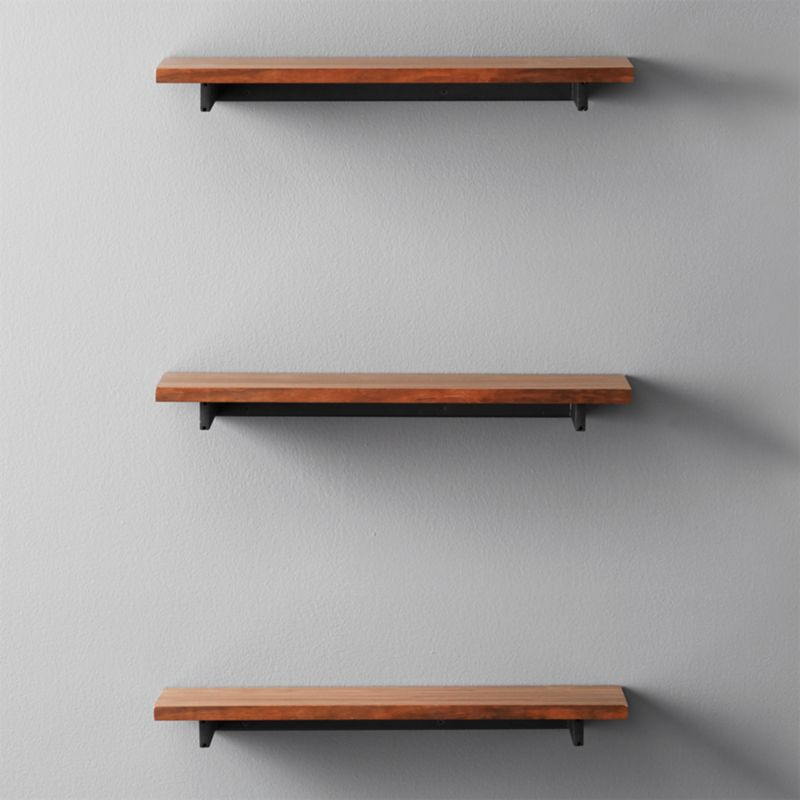 Fullerton Bookcase Shelves Set Of 3