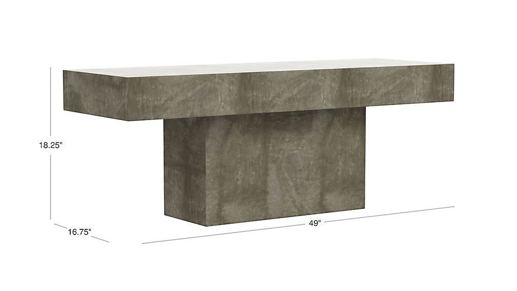 Fuze Cement Bench Cb2
