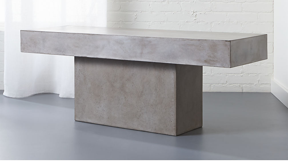 Fuze Cement Bench CB - Cb2 cement table