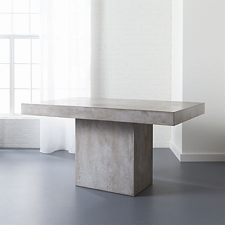 Peachy Fuze Grey Dining Table Gmtry Best Dining Table And Chair Ideas Images Gmtryco
