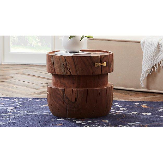 Belsize Large Stool - Image 1 of 8