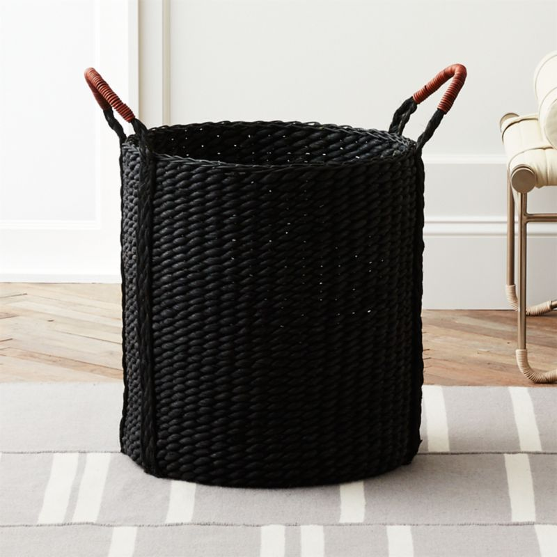 Large Basket Case Reviews Cb2