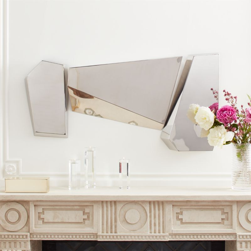 Modern Bathroom Mirrors Cb2