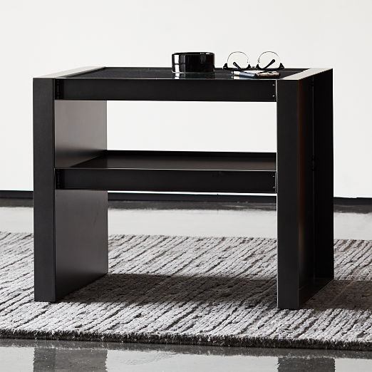 Awe Inspiring Modern Side Tables End Sofa And Accent Tables Cb2 Machost Co Dining Chair Design Ideas Machostcouk