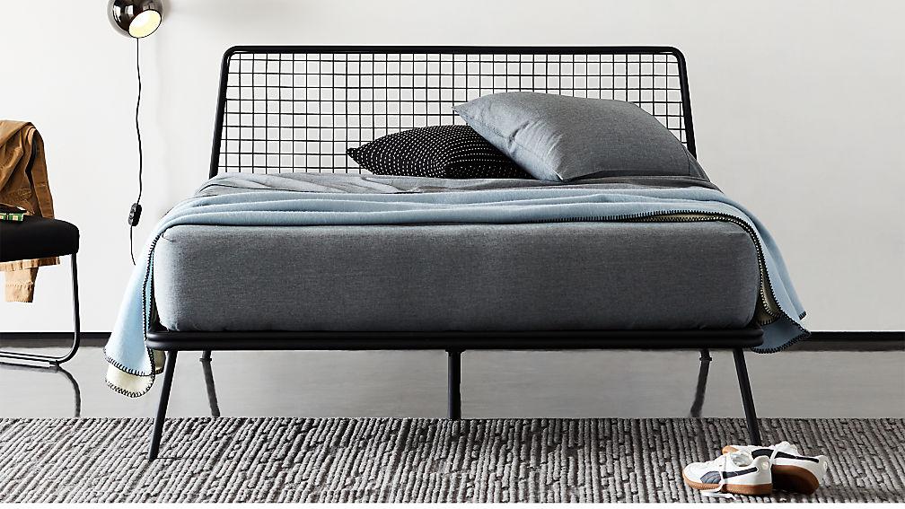 Niander Mesh Bed - Image 1 of 11