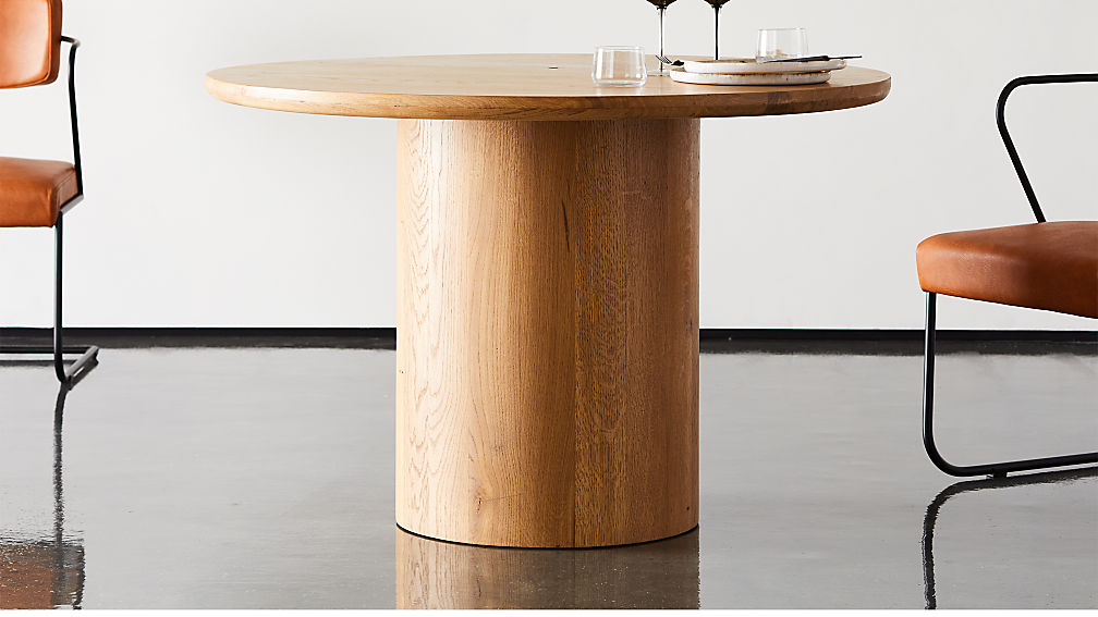 Spindler Round Dining Table - Image 1 of 6