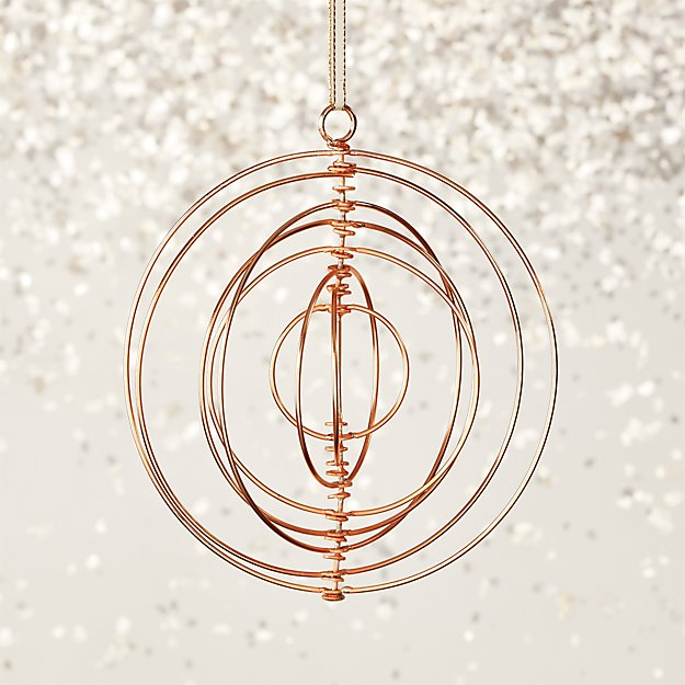 Galactic Copper Ornament - Image 1 of 6