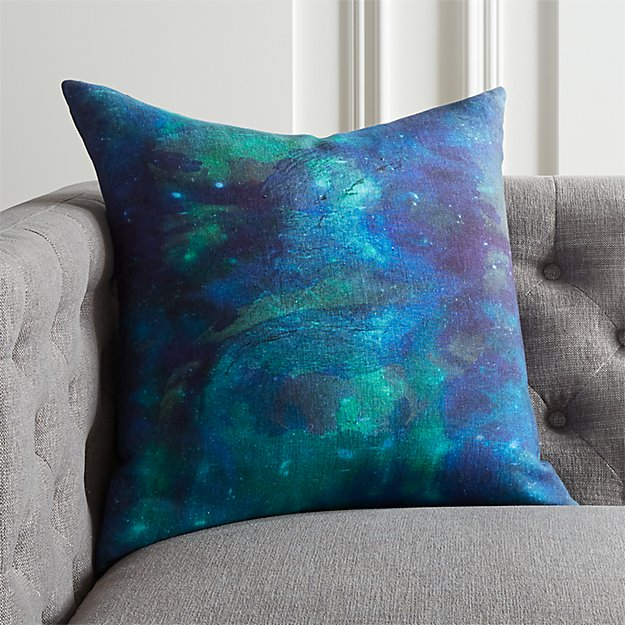 """20"""" Galaxy Pillow - Image 1 of 4"""
