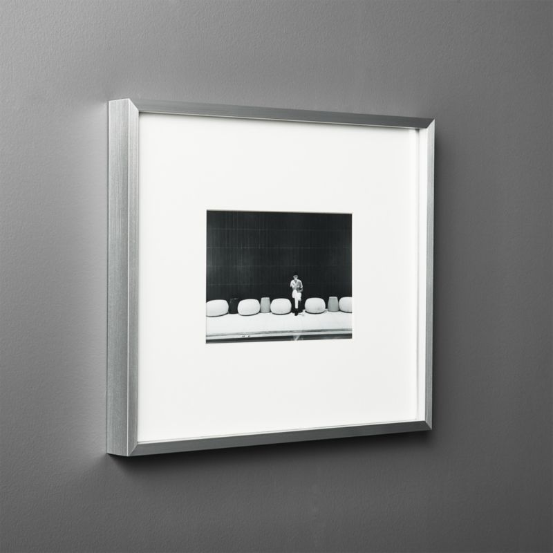 Silver Picture Frames Cb2